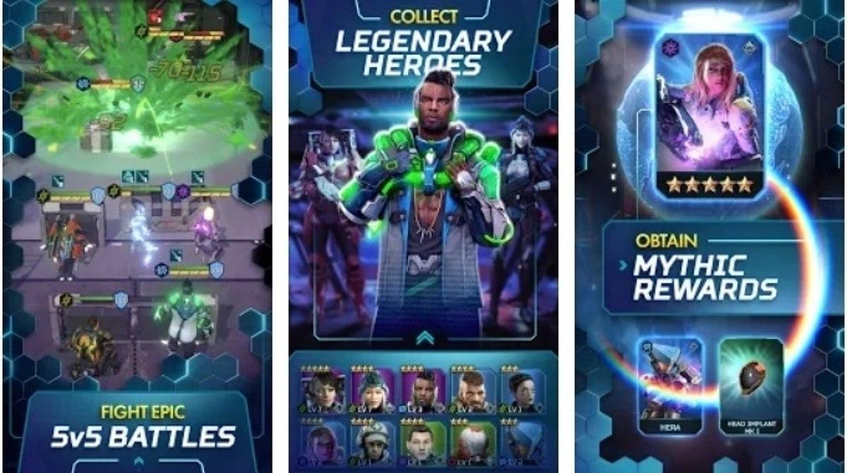 XCOM Legends: The New XCOM Mobile Game by 2K