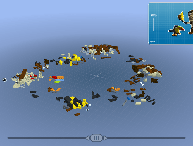 เล่น LEGO® Creator Islands on PC 3