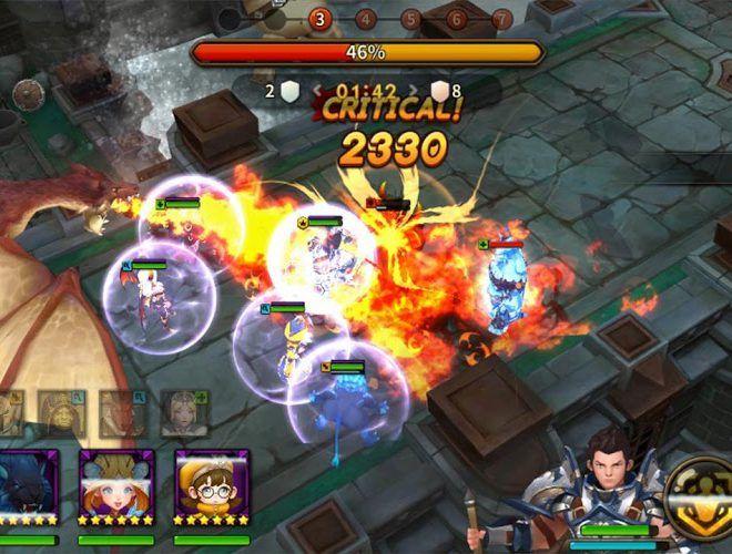 暢玩 Lineage Red Knights PC版 12