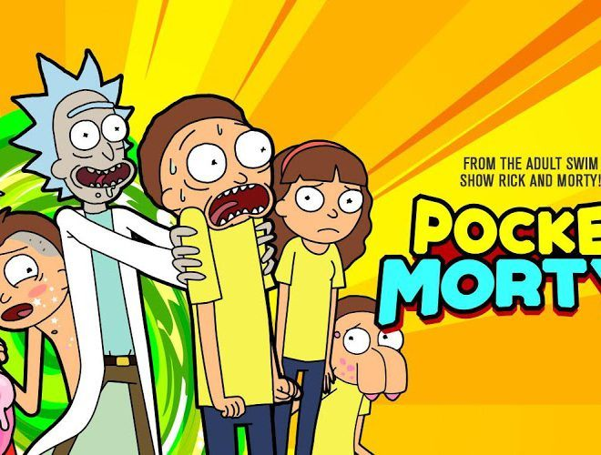 Play Pocket Mortys on PC 3