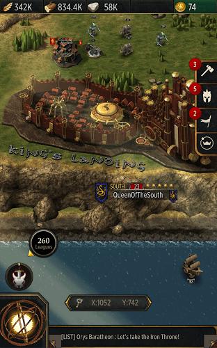 Играй Game of Thrones: Conquest На ПК 23
