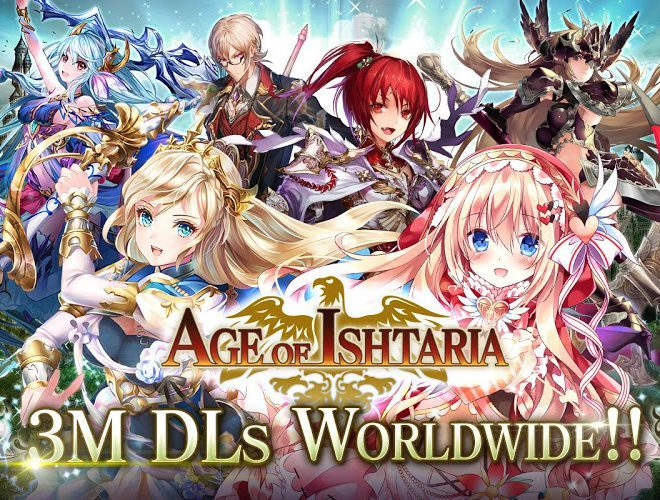 Play Age of Ishtaria on PC 2
