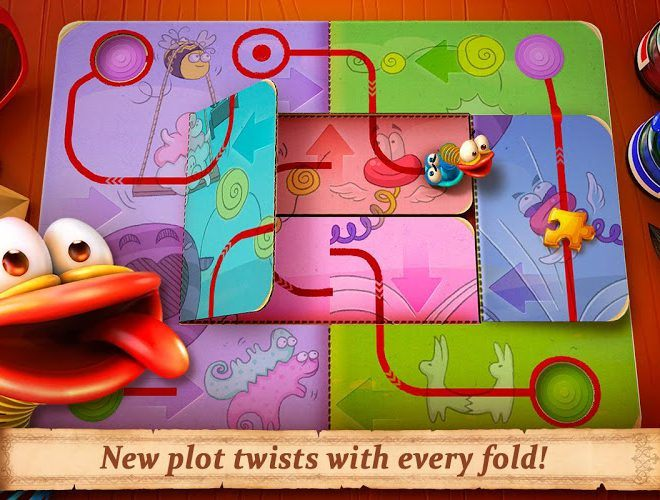 Play Fold the World on PC 12