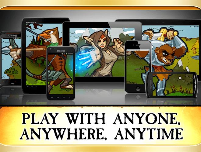 Играй Pocket Legends На ПК 19