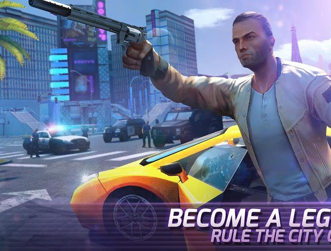 Play Gangstar Vegas on PC 9