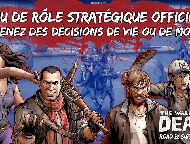 Jouez à  The Walking Dead: Road to Survival sur PC 17
