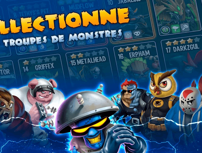 Jouez à  Monster Legends – RPG sur PC 4
