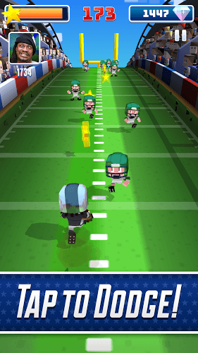Play Blocky BEASTMODE® Football on PC 16
