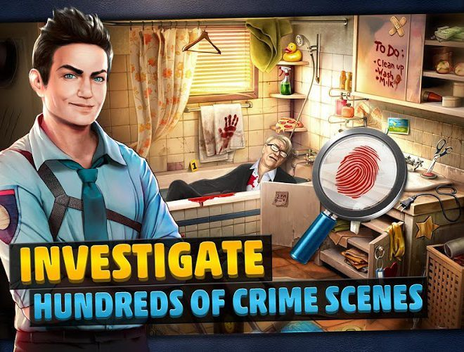 إلعب Criminal Case on PC 8