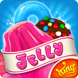 เล่น Candy Crush Jelly Saga on PC 1