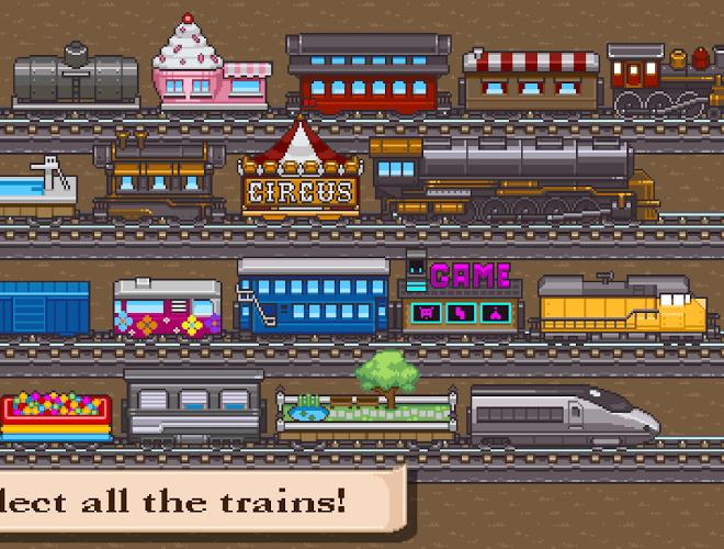 Играй Tiny Rails На ПК 7