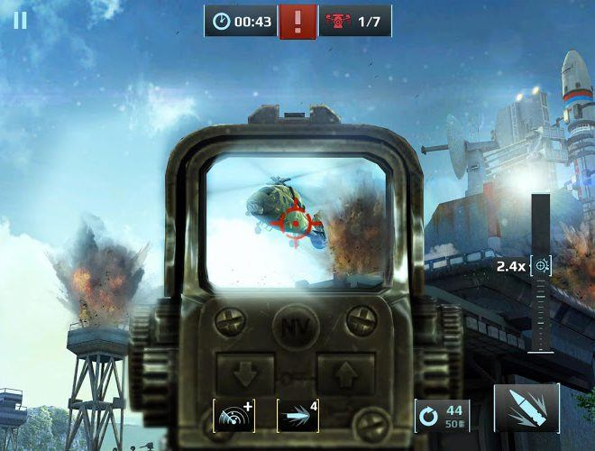 เล่น Sniper Fury on PC 8
