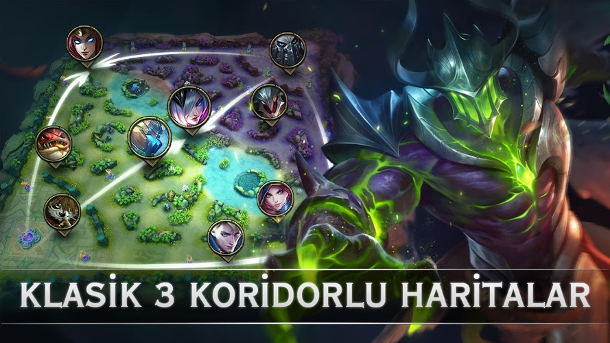 Mobile Legends: Bang bang İndirin ve PC'de Oynayın 5