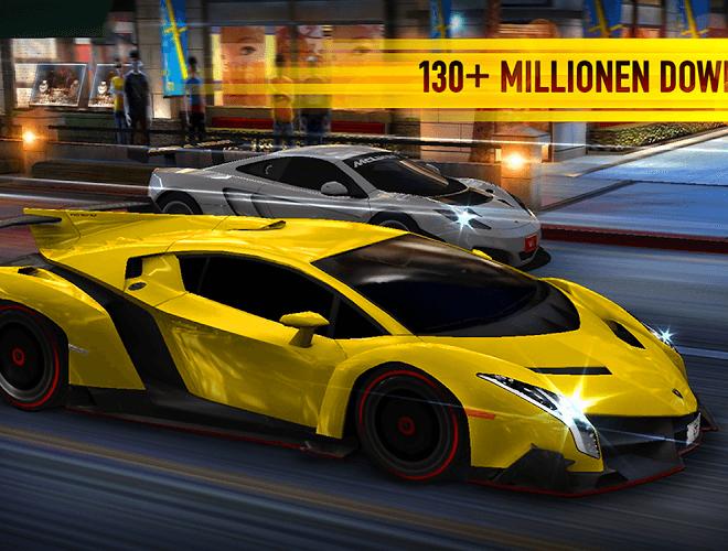 Spielen CSR Racing on PC 8