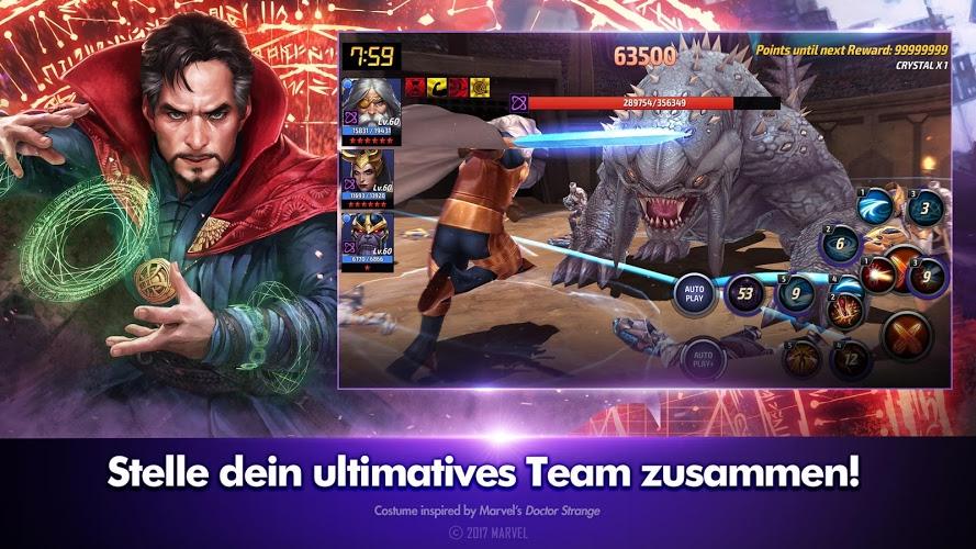 Spiele MARVEL Future Fight auf PC 5