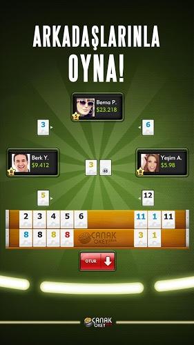 Play Canak Okey Plus on PC 4