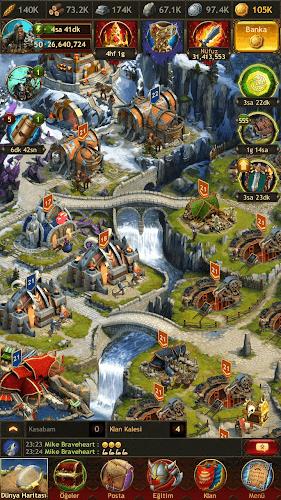 Vikings War of Clans   İndirin ve PC'de Oynayın 8