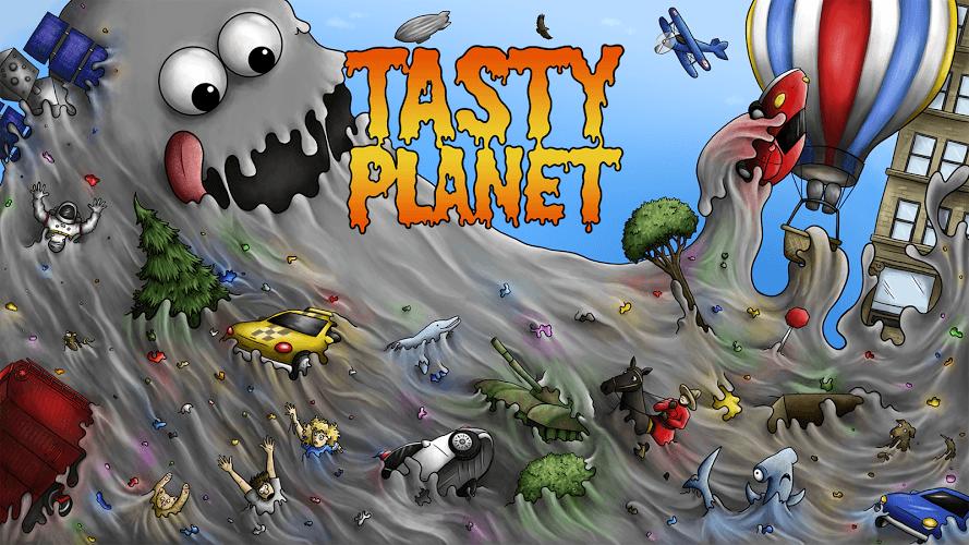 Играй Tasty Planet На ПК 6