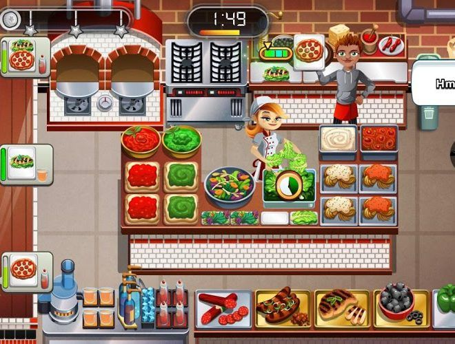 Играй Gordon Ramsay Dash На ПК 9