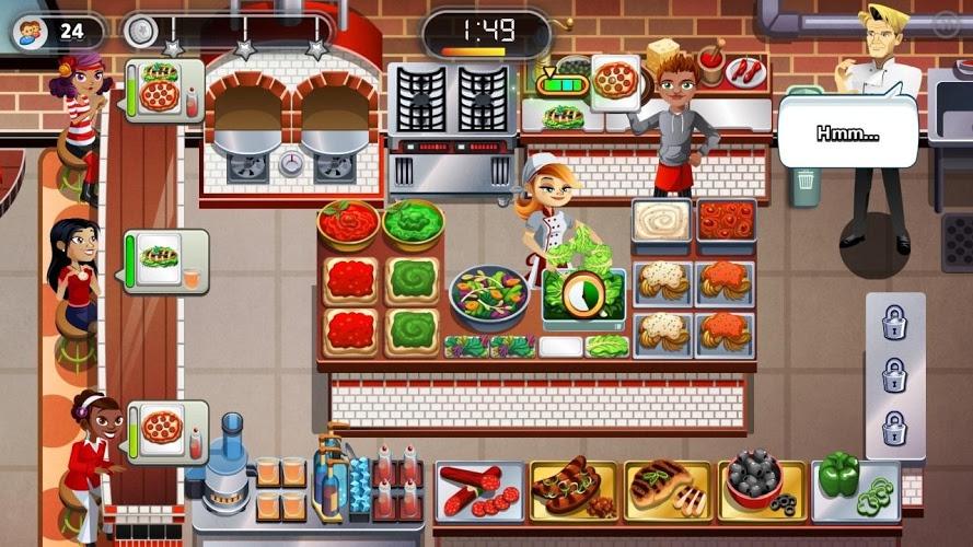 Игры про ресторан на пк скачать торрент