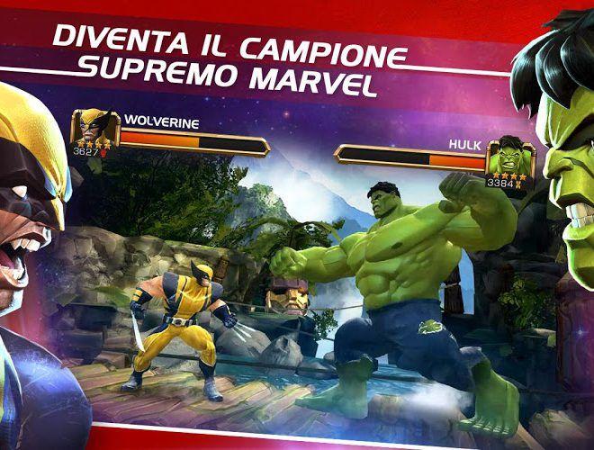 Gioca Marvel Contest of Champions sul tuo PC 8