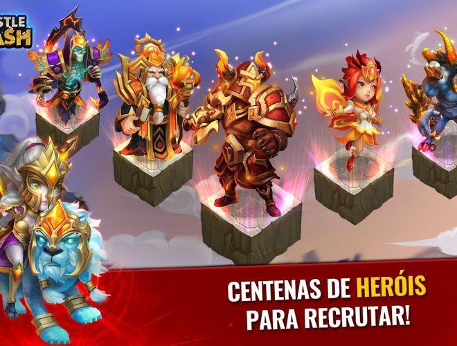 Jogue Castle Clash para PC 4