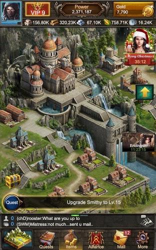 Играй Game of Kings:The Blood Throne На ПК 6
