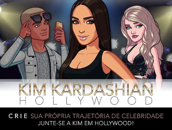 Jogue Kim Kardashian Hollywood para PC 3