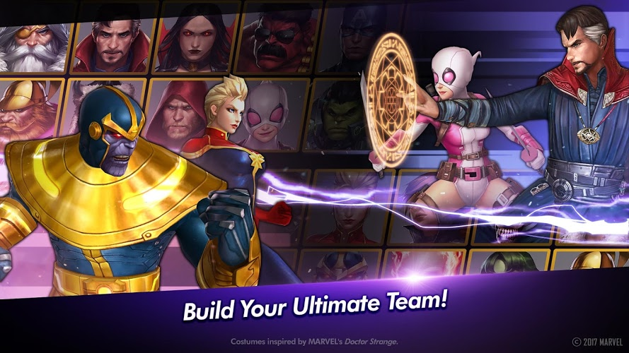 Download MARVEL Future Fight on PC with BlueStacks