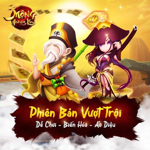Chơi Mộng Hoàng Kim on PC 7