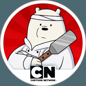 Chơi StirFry Stunts – We Bare Bears on PC