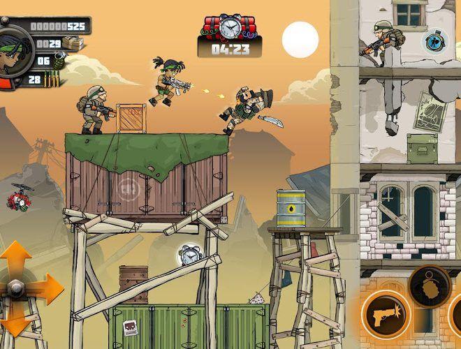 Играй Metal Soldiers 2 На ПК 2