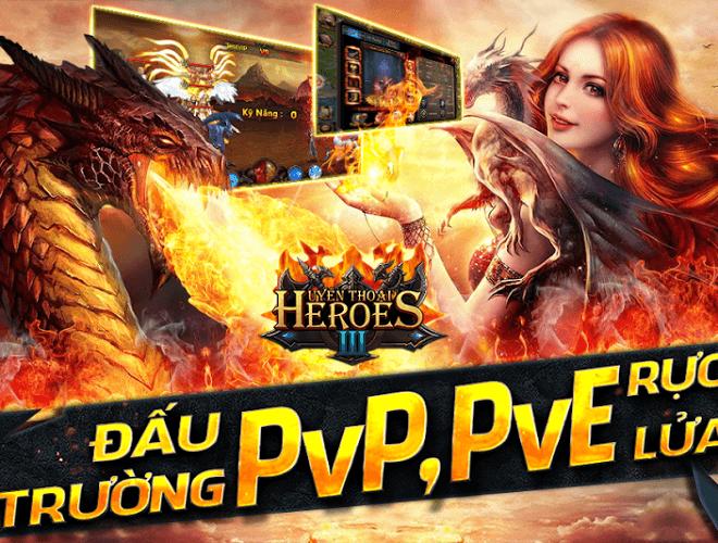 Chơi Huyền Thoại Heroes 3 on PC 3
