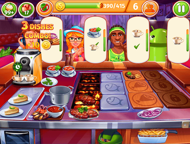 Play Cooking Craze on PC 16