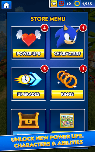 Main Sonic Dash on PC 16
