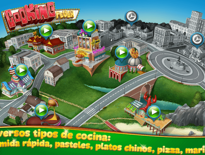 Juega Cooking Fever on pc 4