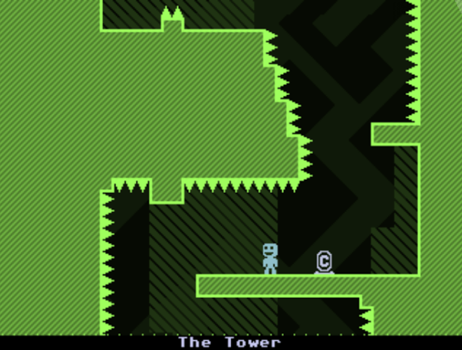 Spielen VVVVVV on PC 6