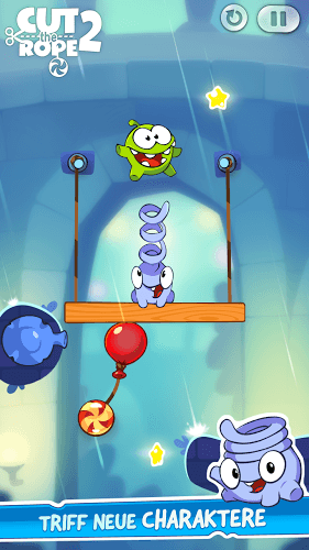Spiele Cut The Rope 2 auf PC 3