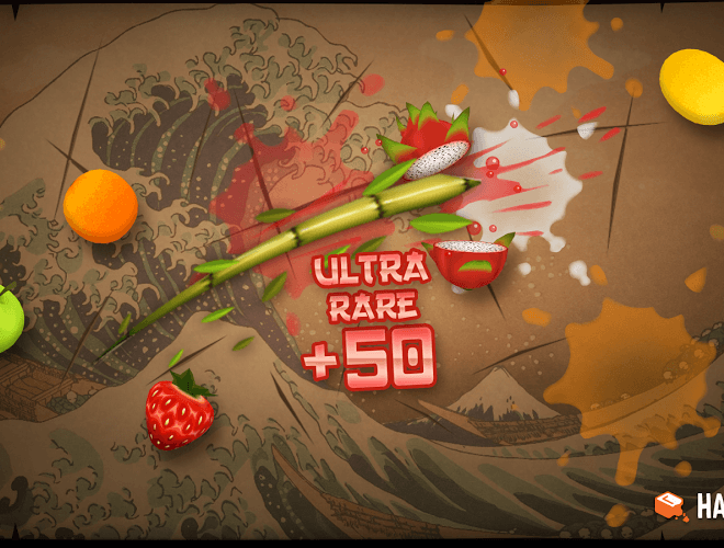 Play Fruit Ninja Free on PC 5