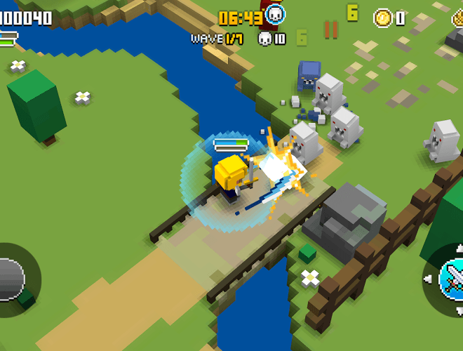 Play Cube Knight: Battle of Camelot on PC 9