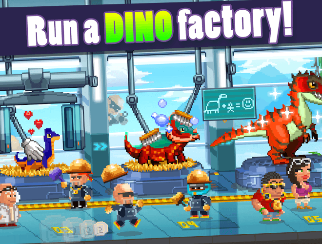 Play Dino Factory on pc 3