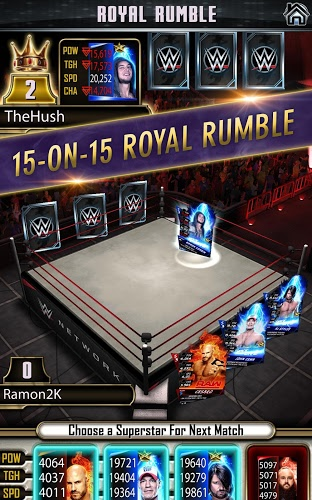 Play WWE SuperCard on PC 6