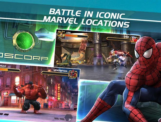 Play Marvel Contest of Champions on PC 11