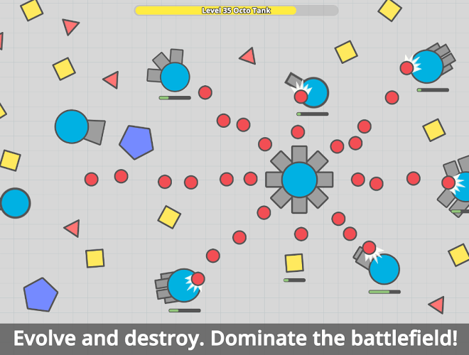 Chơi diep.io on pc 5