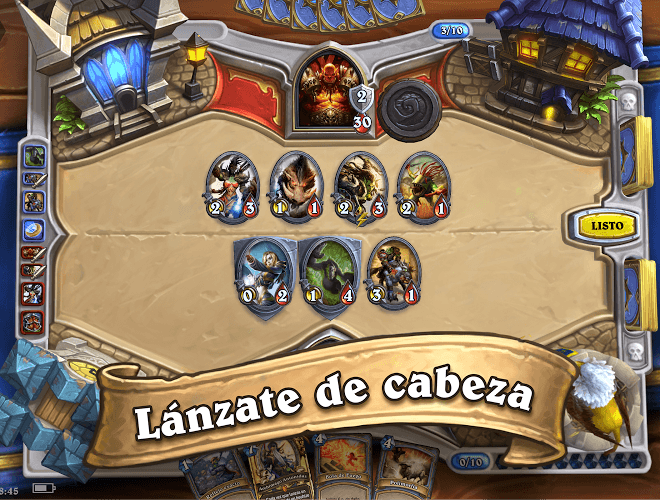 Juega Hearthstone app on pc 10