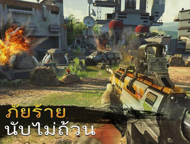 เล่น Sniper Fury on PC 5