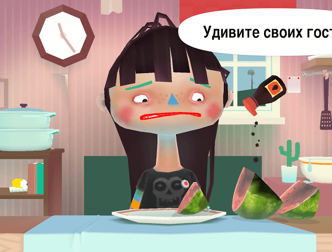 Играй Toca Kitchen 2 На ПК 12