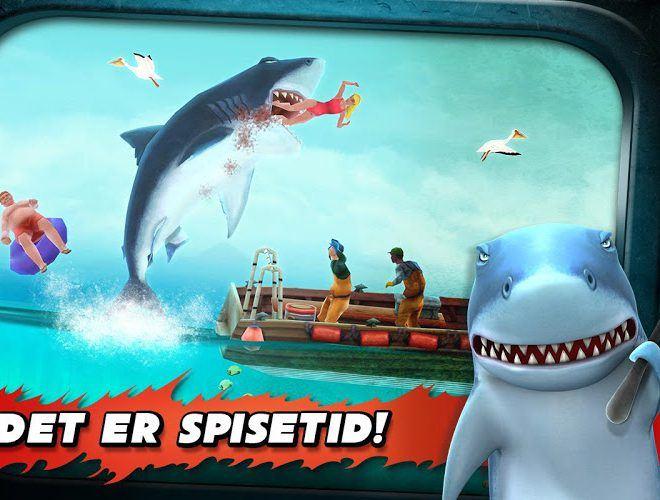 Speel Hungry Shark Evolution on PC 20