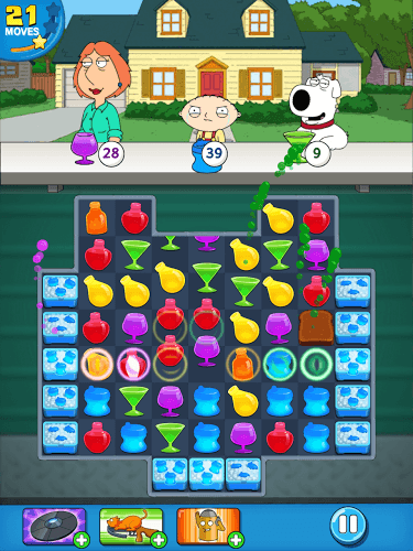 Play Family Guy Freakin Mobile Game on PC 19