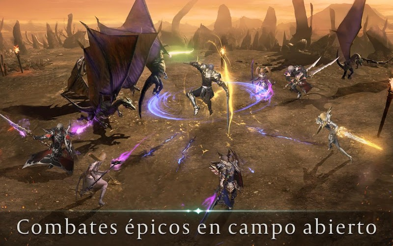 Juega Lineage 2 Revolution en PC 9